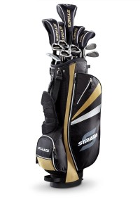 Callaway Strata Plus Men's Complete Golf Set with Bag